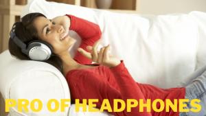 Pros of Bone Conduction Headphones